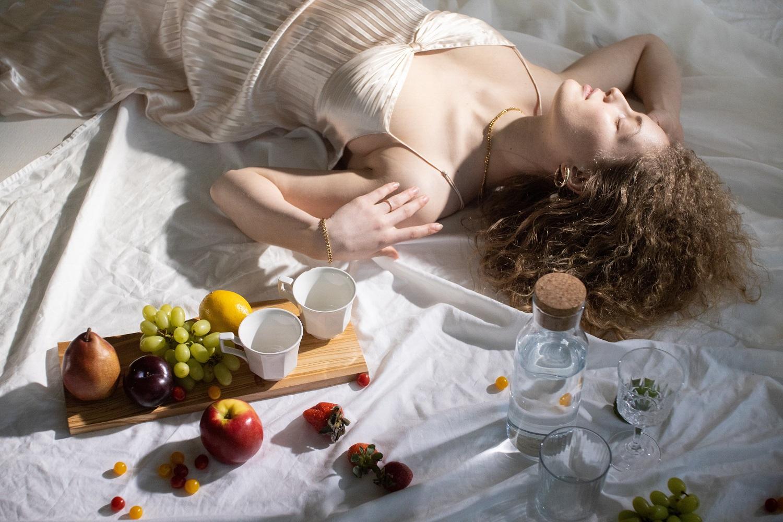 Alimentación saludable para un buen cóctel hormonal